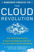 book covers management strategies for the cloud revolution