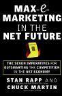 book covers max e marketing in the net future