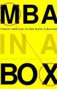 book covers mba in a box