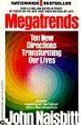 book covers megatrends