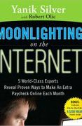 book covers moonlighting on the internet