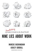 book covers nine lies about work