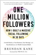 book covers one million followers