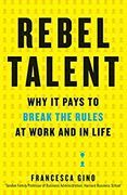 book covers rebel talent
