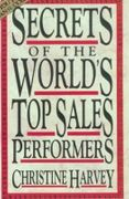 book covers secrets of the worlds top sales performers