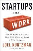 book covers startups that work