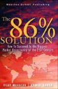 book covers the 86 percent solution
