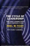 book covers the cycle of leadership