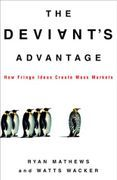 book covers the deviants advantage