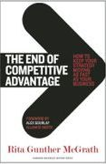 book covers the end of competitive advantage