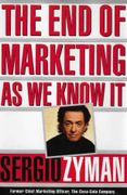 book covers the end of marketing as we know it