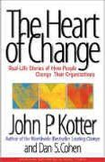 book covers the heart of change