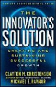 book covers the innovators solution