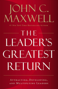 book covers the leaders greatest return
