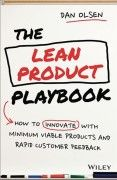 book covers the lean product playbook