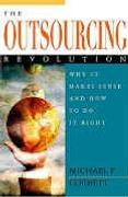 book covers the outsourcing revolution