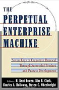 book covers the perpetual enterprise machine