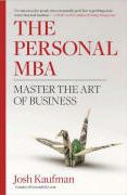 book covers the personal mba