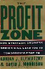 book covers the profit zone