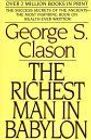book covers the richest man in babylon
