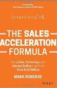 book covers the sales acceleration formula