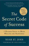 book covers the secret code of success