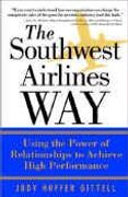 book covers the southwest airlines way