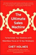 book covers the ultimate sales machine