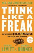 book covers think like a freak