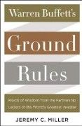 book covers warren buffetts ground rules