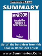 summary covers hyperfocus