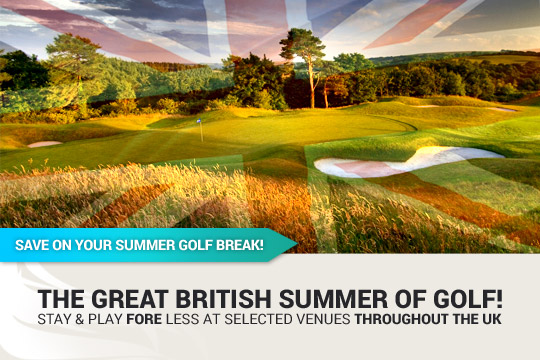 Great British Summer of Golf