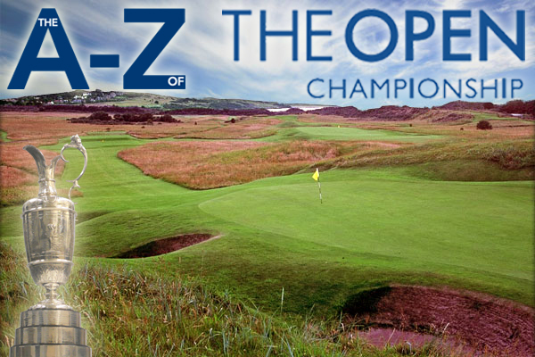 A-Z The Open