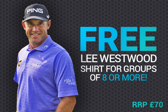 Lee Westwood Promotion