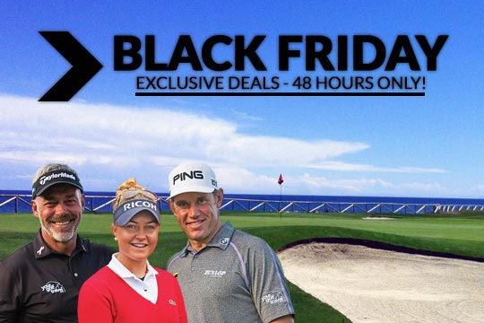 Your Golf Travel Black Friday