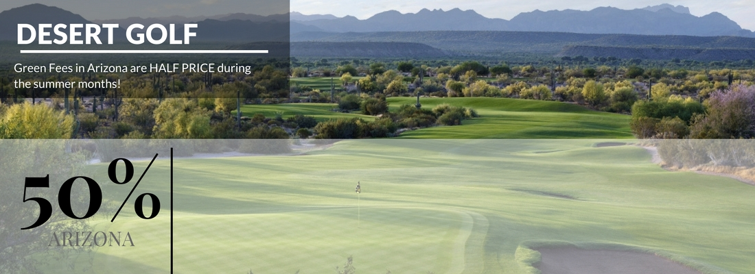 Desert Golf Holiday