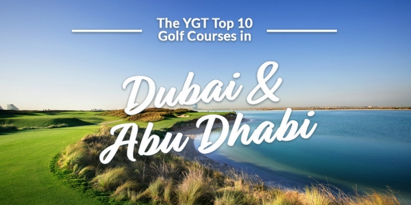 Top 10 courses in Abu Dhabi & Dubai