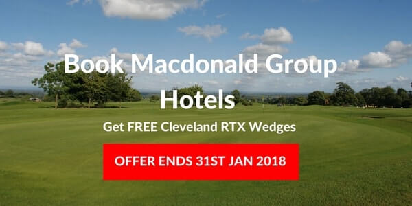 Macdonald Group Hotels Offers