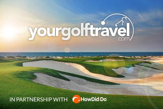 Your Golf Travel Howdidido Partnership