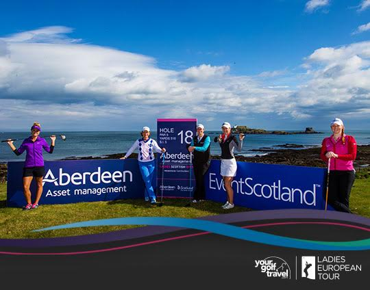 Aberdeen Asset Management Ladies Scottish Open, Troon  2016