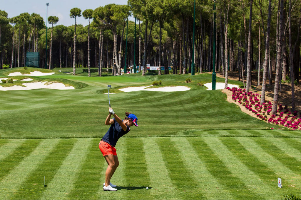 Turkish Airlines Ladies Open
