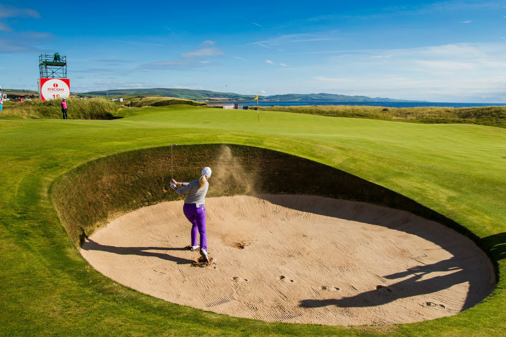 Ricoh Women's British Open 2015