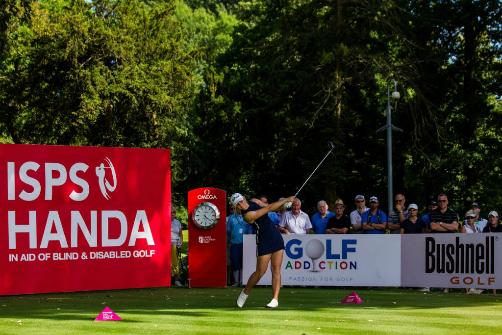 ISPS Handa Ladies European Masters 2015