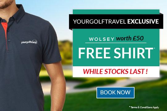 wolsey shirt promotion