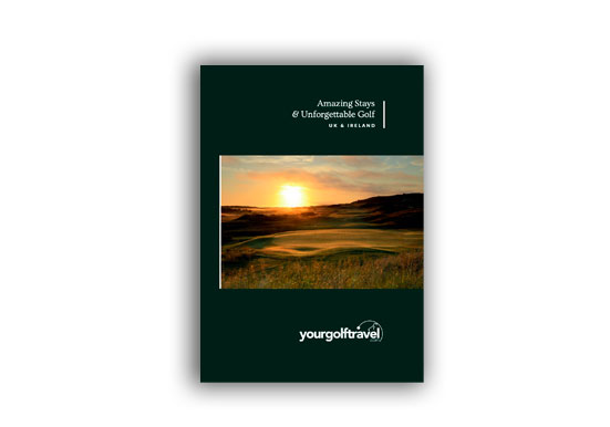 2021 Golf Holidays Brochure