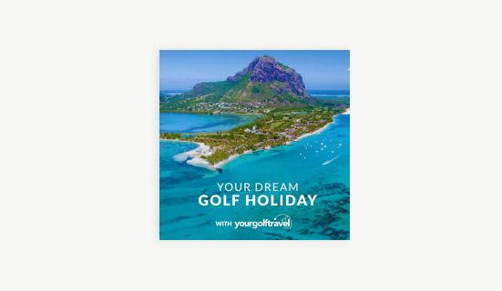 Mauritius #dreamgolfholiday