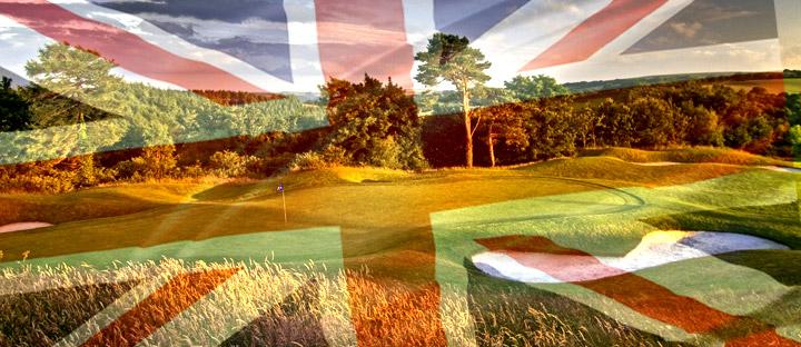 The Great British Summer of Golf