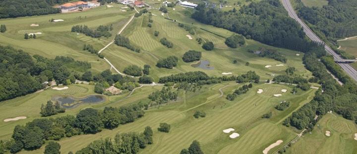 Najeti Hotel du Golf Aa Saint-Omer