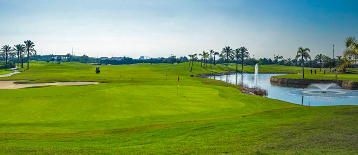 Roda Golf Resort