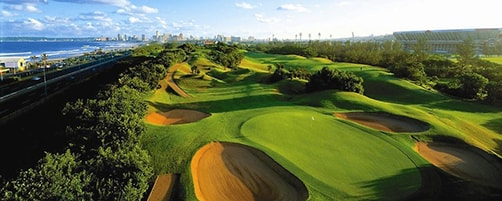golf in south africa-Durban Country Club